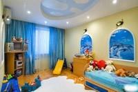 Ремонт и отделка детской комнаты в Тамбове