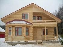 Строительство домов из бруса в Тамбове. Нами выполняется строительство домов из бруса, бревен в городе Тамбов и пригороде